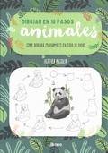 Dibujar en 10 pasos animales. Cómo dibujar 75 animales - Woodin, Mary