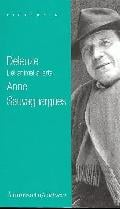 Deleuze. Del animal al arte - Sauvagnargues, Anne