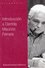 Introducción a Derrida - Ferraris, Maurizio