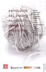 Antología del ensayo filosófico joven en Argentina
