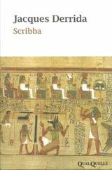 Scribba - Derrida, Jacques