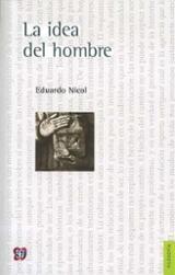 La idea del hombre - Nicol, Eduardo