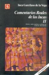 Comentarios reales de los Incas II