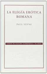 La elegía erótica romana