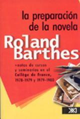 La preparación de la novela