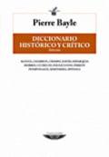 Diccionario histórico y crítico - Bayle, Pierre