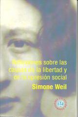 Reflexiones sobre las causas de la libertad y de la opresión soci
