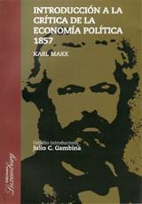 Introducción a la crítica de la economía política (1857)