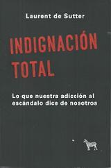 Indignación total - De Sutter, Laurent