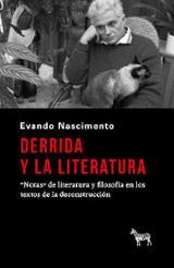 Derrida y la literatura - Nascimento, Evando