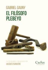 El filósofo plebeyo - Gauny, Gabriel
