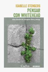 Pensar con Whitehead - Stengers, Isabelle