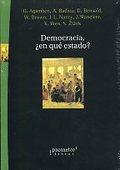 Democracia, ¿en qué estado?