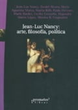 Jean-Luc Nancy: arte, filosofía, política -