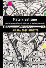 Mater realismo - Binetti, María José
