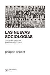 Las nuevas sociologías. Principales corrientes y debates, 1980-20 - Corcuff, Philippe