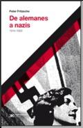 De alemanes a nazis - Fritzsche, Peter