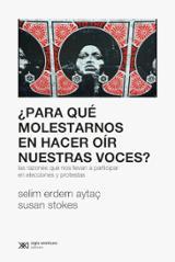 ¿Para qué molestarnos en hacer oír nuestras voces? - Selim Erdem, Aytaç