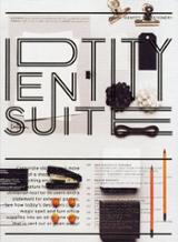 Identity Suite. Visual Identity in Satitonery