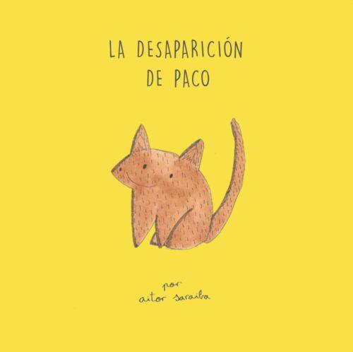 <em>La desaparición de Paco,</em> de Aitor Saraiba