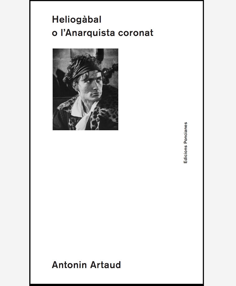 <em>Heliogàbal o l'anarquista coronat</em>d'Antonin Artaud