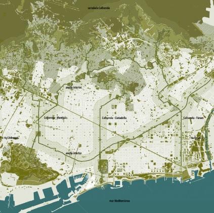 Taula rodona: REPLANTEM BARCELONA. Nous projectes que impulsen el verd a la ciutat.